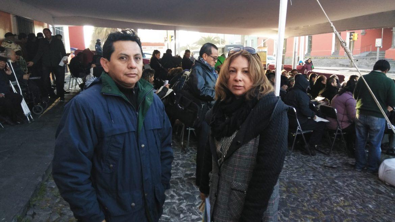 PADRES DE FAMILIA DEL COLEGIO YPSILANTI ESTÁN PREOCUPADOS POR EL FUTURO DE SUS HIJOS