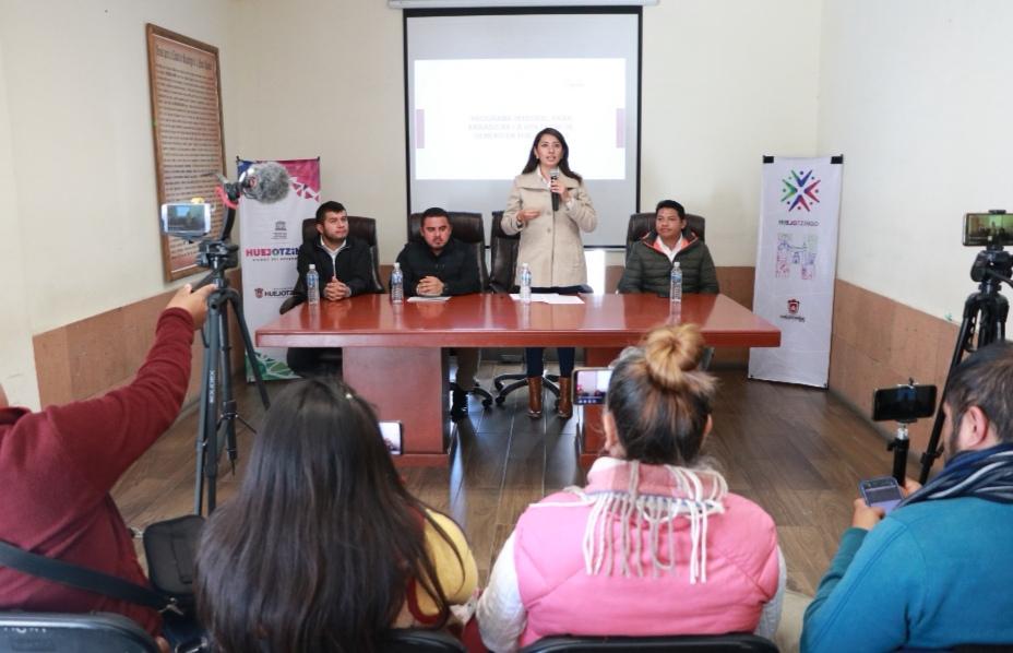 INFORMA AYUNTAMIENTO DE HUEJOTZINGO RESULTADOS POSITIVOS EN MATERIA DE SEGURIDAD