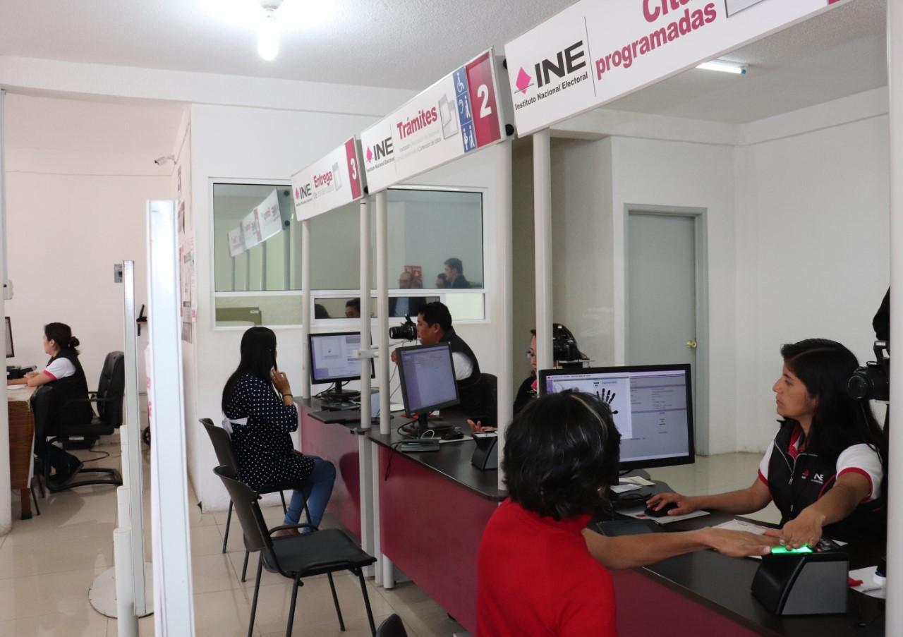 EL INSTITUTO NACIONAL ELECTORAL INVITA A LOS  JÓVENES A OBTENER SU CREDENCIAL PARA VOTAR
