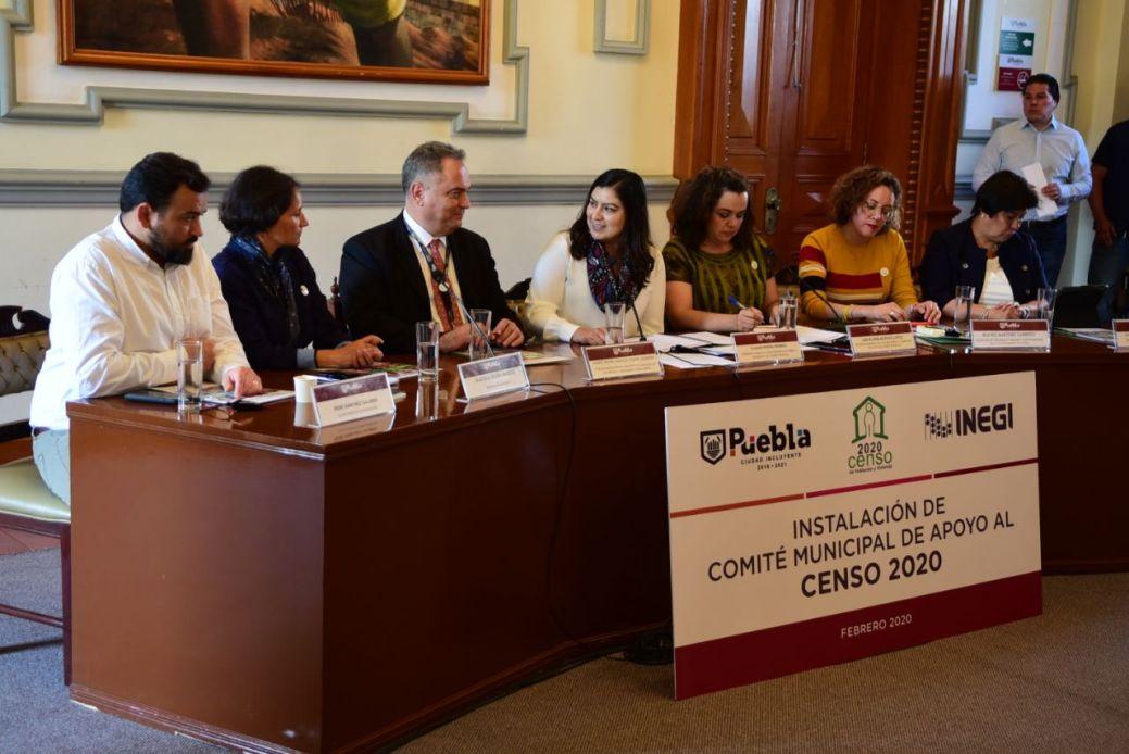GOBIERNO DE LA CIUDAD E INEGI COADYUVAN PARA EL CENSO NACIONAL 2020
