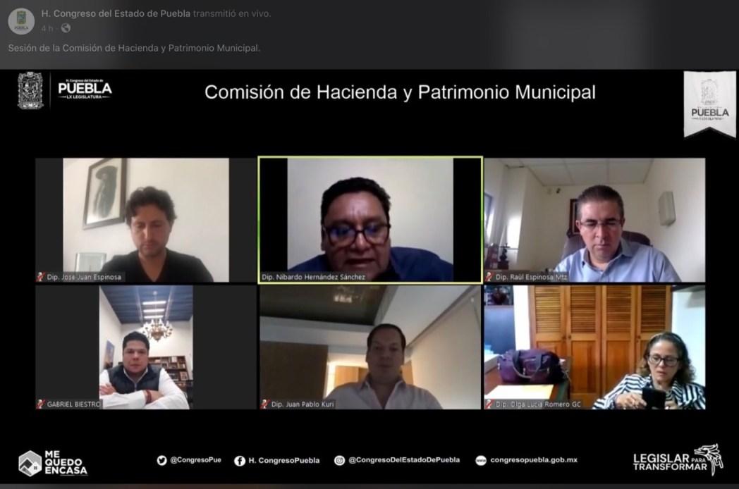 APRUEBAN DIPUTADOS SUPRIMIR EL INSTITUTO METROPOLITANO DE PLANEACIÓN DEL ESTADO DE PUEBLA