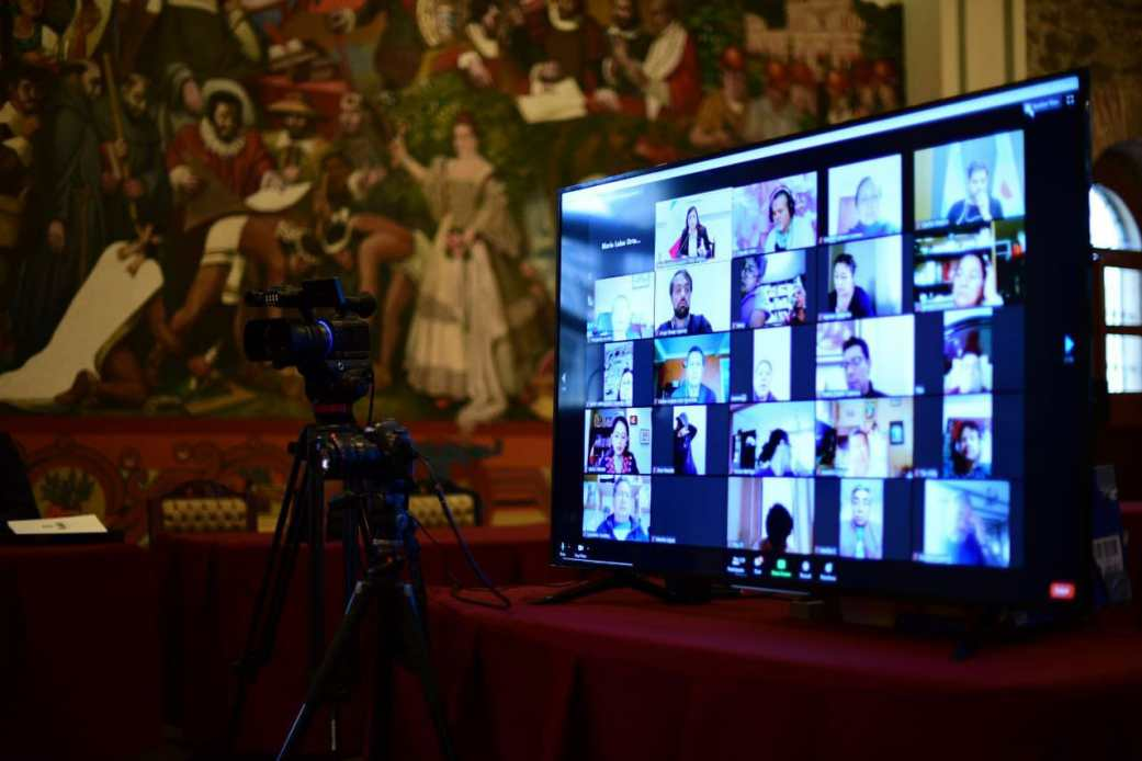 COMPARTE GOBIERNO DE LA CIUDAD EXPERIENCIAS POR COVID -19 CON GOBIERNOS LATINOAMERICANOS