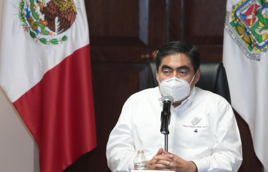 LLAMA BARBOSA HUERTA A GOBERNADORES A  NO UTILIZAR LA PANDEMIA CON FINES POLÍTICOS