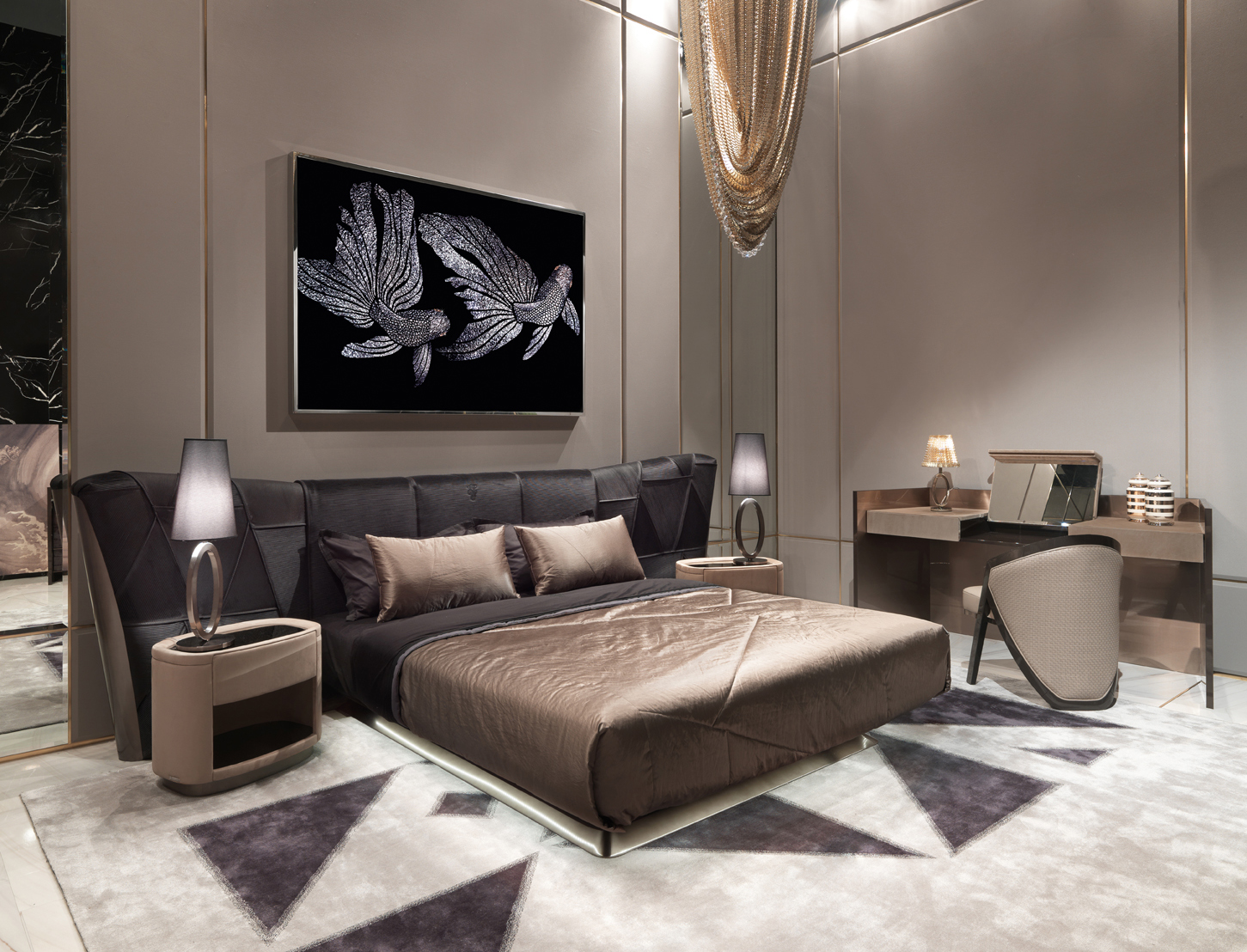 Plaza  Bedroom  Visionnaire Home Philosophy