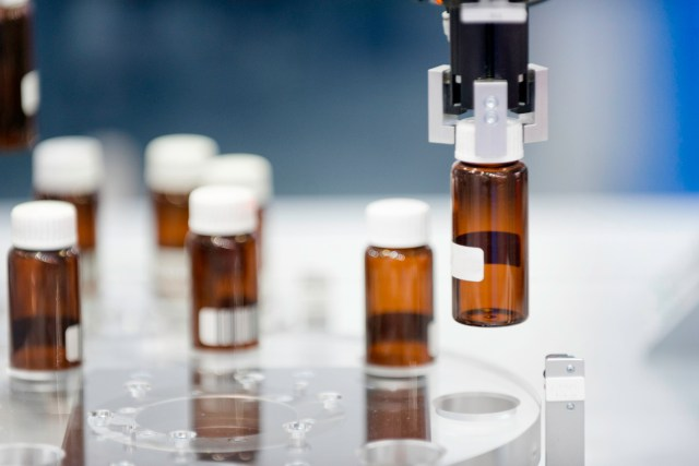 How Embedded Vision Technology is Used in the Pharmaceutical Industry