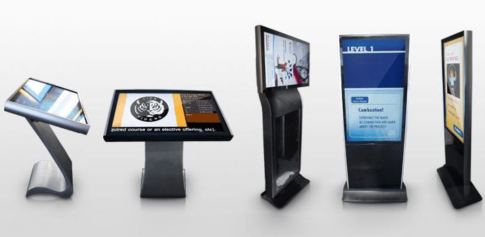 Vision Plus-Unique digital signage system