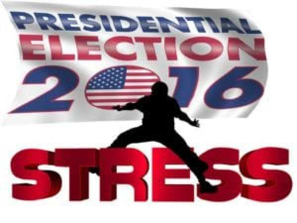2016 Election and Stress