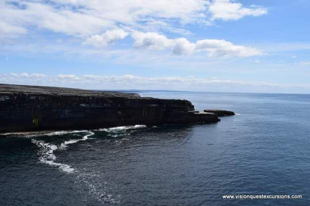 Farthest point west Inishmore