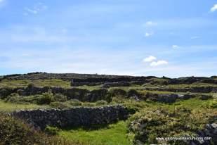Stone Walls on Inishmore