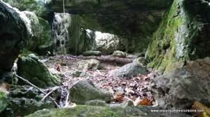 Inside Wedge Tomb Ireland Tours