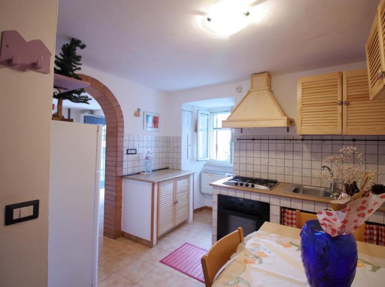4 - Foce - Appartamento Indipendente - Cucina Vista 2