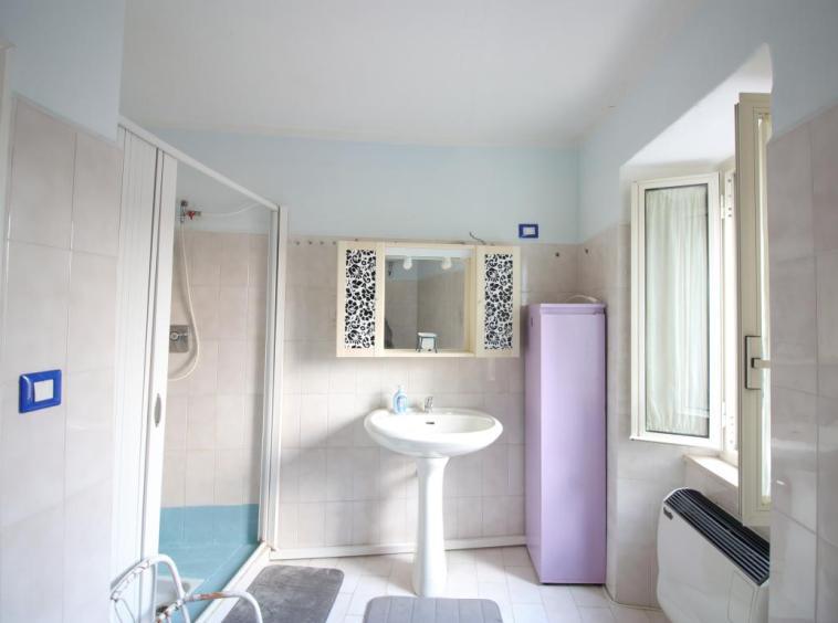 9 - Foce - Appartamento Indipendente - Bagno