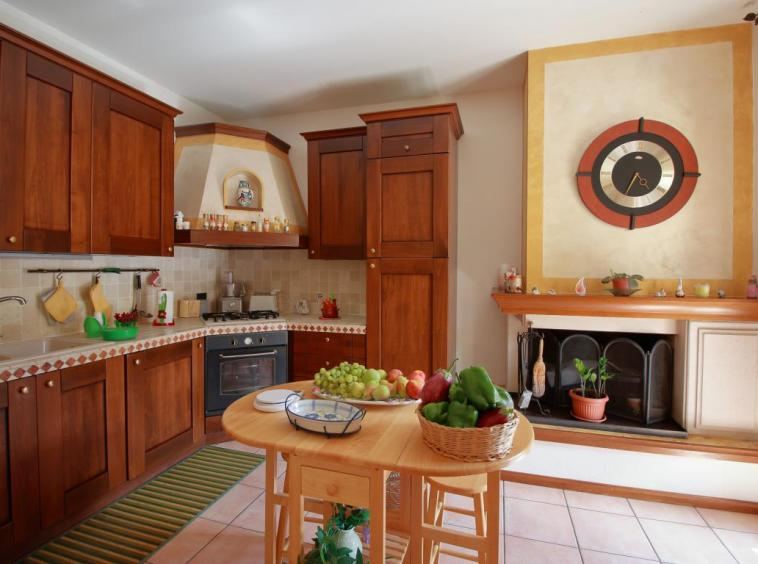 23 - Amelia - Strada del Fondo - Villa Trifamiliare - Cucina