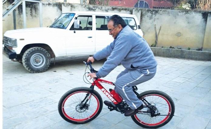 Prachanda Cycling