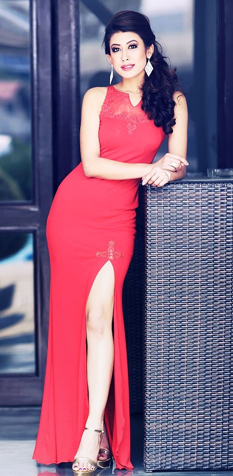 Miss Nepal Ashmi Shrestha 1