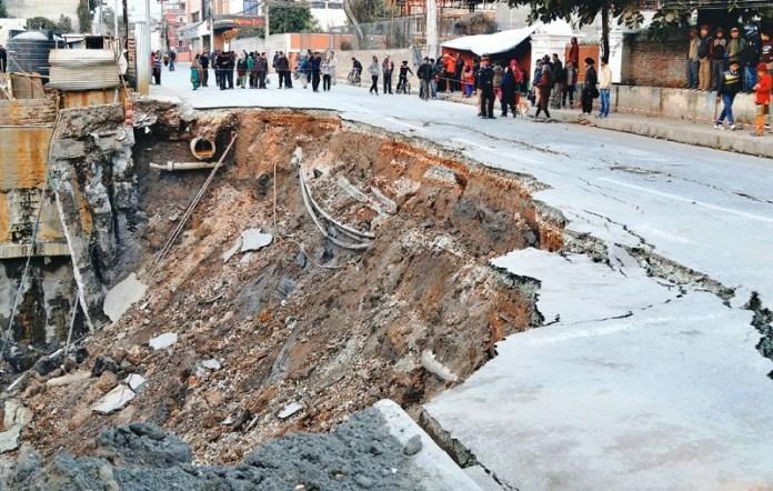 Naxal Road 1