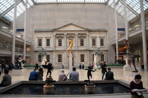 Metropolitan Museum Of Art York City Visions