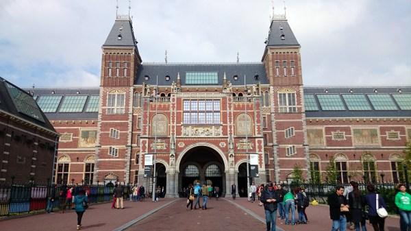 Rijksmuseum Museum District - Amsterdam Visions Of Travel