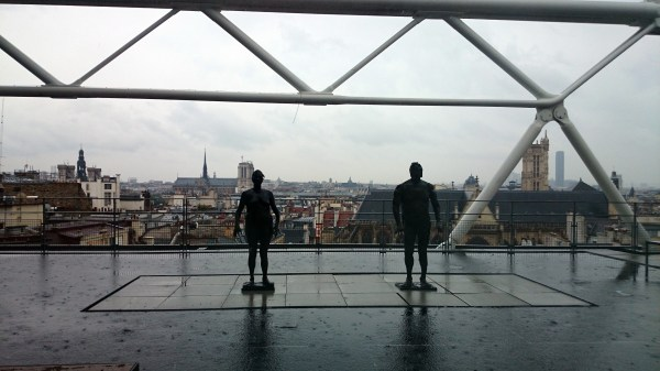 Pompidou Paris Museum Modern Art
