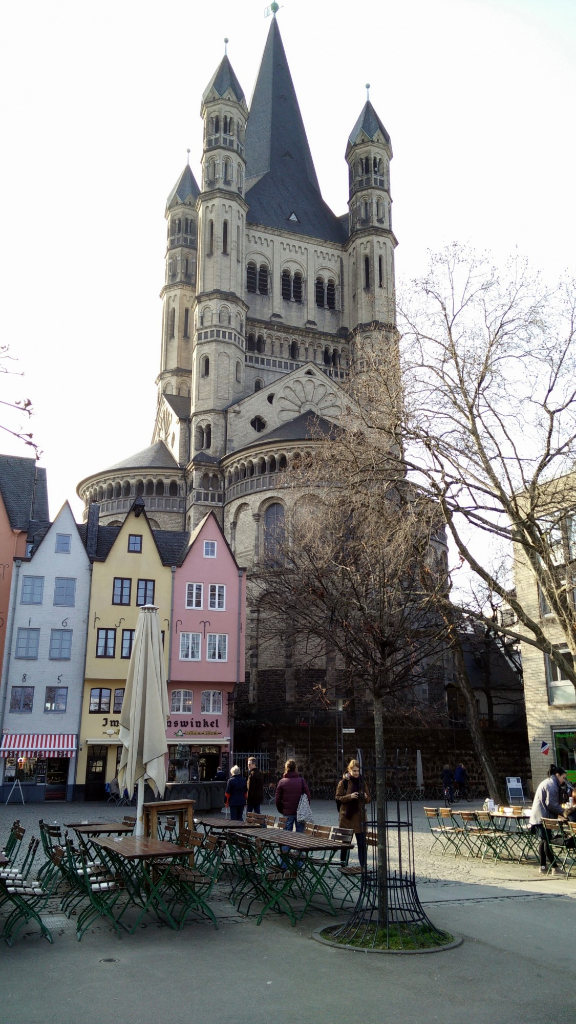 Historic Old Town Of Cologne Germany Visions Of Travel