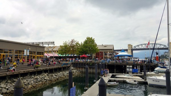 Stanley Park And Granville Island Public Market