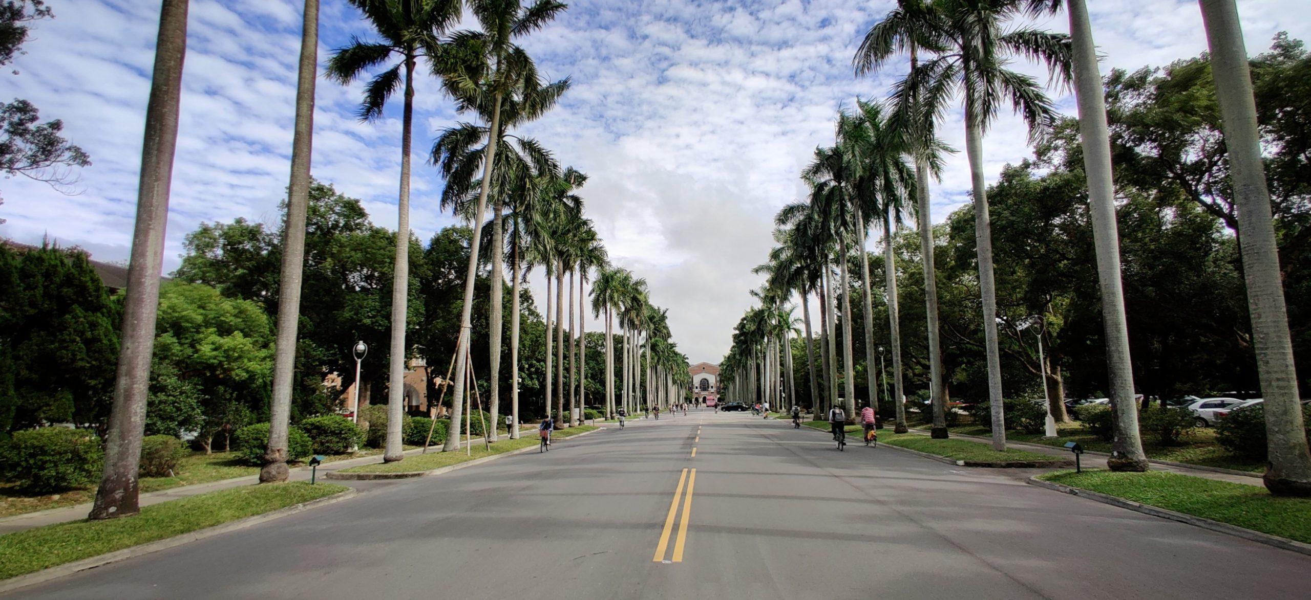 National Taiwan University campus : Taipei   Visions of Travel