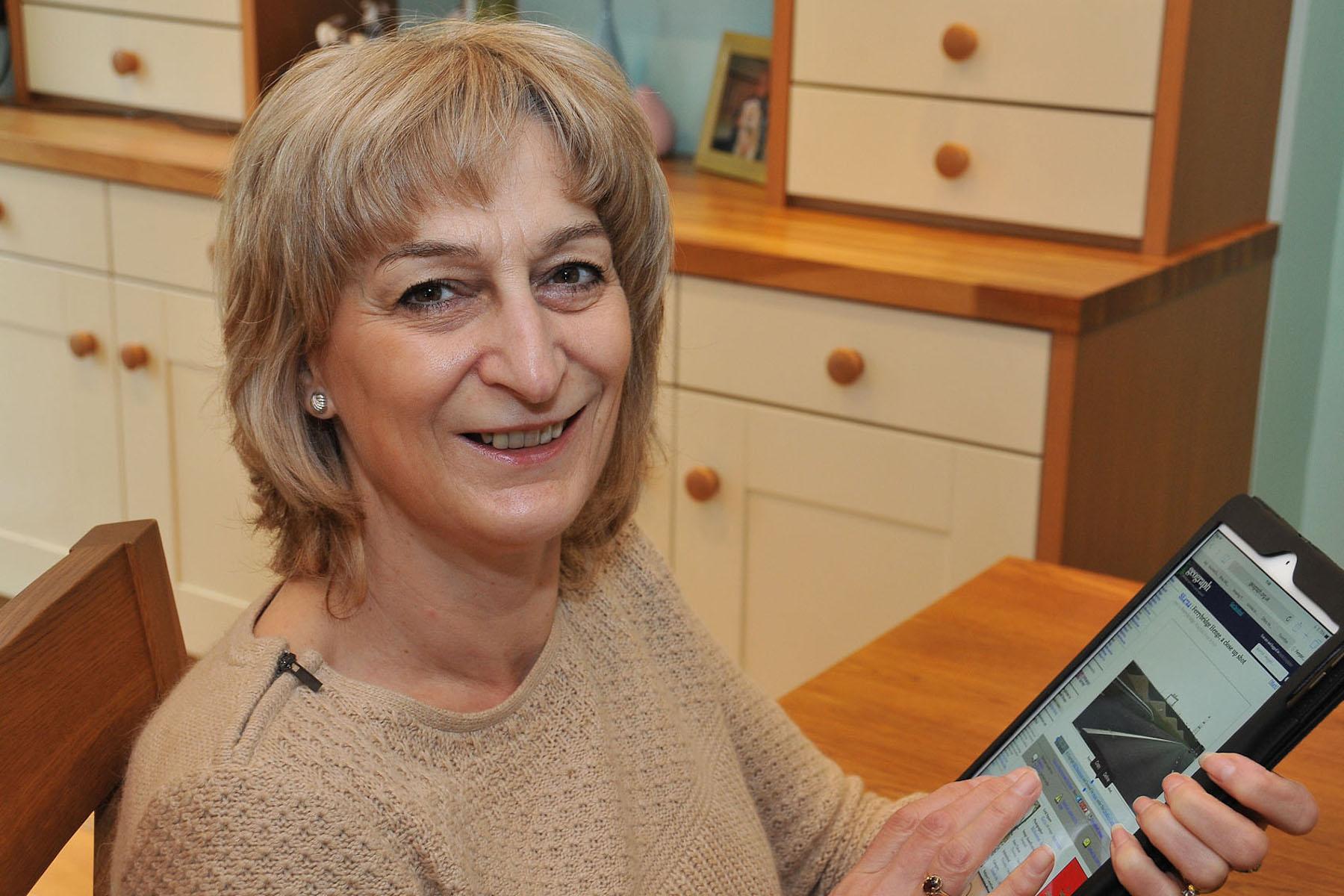 Elaine Wilcox Lens Replacement Surgery