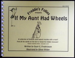 If My Aunt had Wheels-0