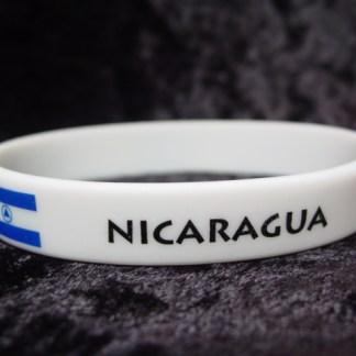 Nicaragua Wrist Band -0