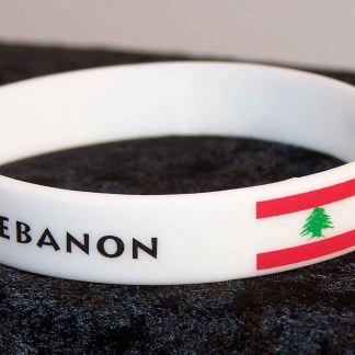 Lebanon Wrist Band-0