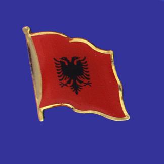 Albania Lapel Pin-0