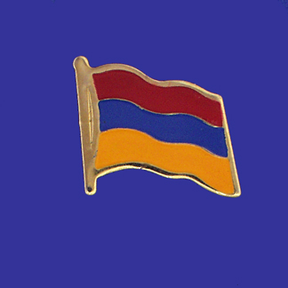 Armenia Lapel Pin-0