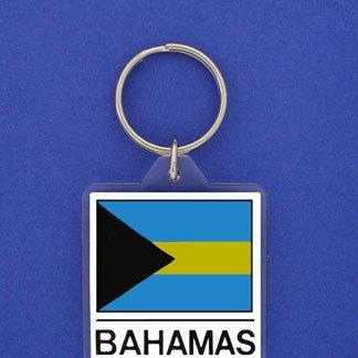 Bahamas Keychain-0