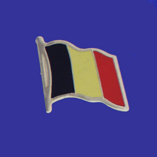 Belgium Lapel Pin-0