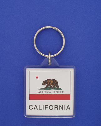 California Keychain-0
