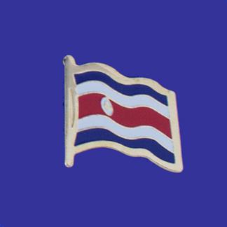 Costa Rica Lapel Pin-0