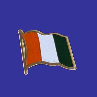 Cote d'Ivoire Lapel Pin-0