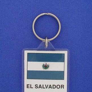 El Salvador Keychain-0