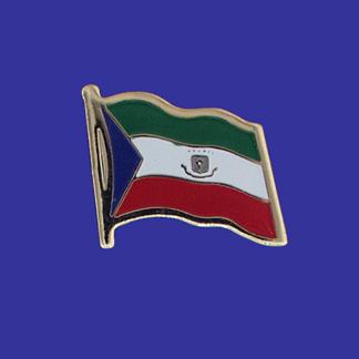 Equatorial Guinea Lapel Pin-0
