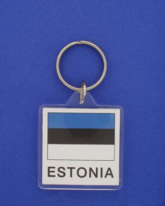 Estonia Keychain-0