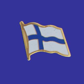 Finland Lapel Pin-0