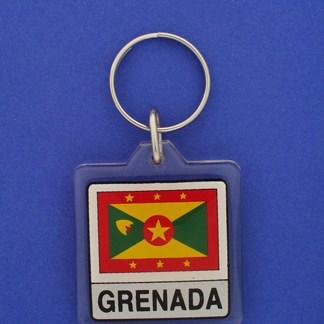 Grenada Keychain-0