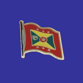 Grenada Lapel Pin-0