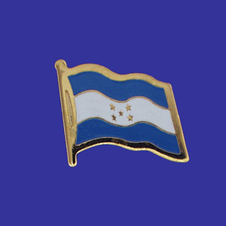 Honduras Lapel Pin-0