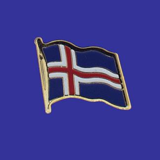 Iceland Lapel Pin-0