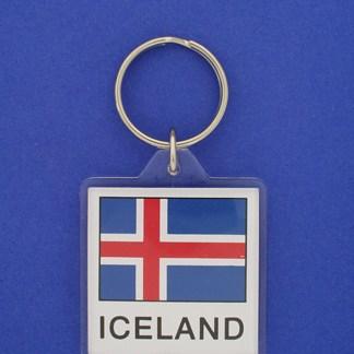 Iceland Keychain-0