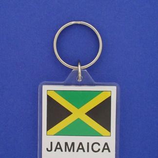Jamaica Keychain-0