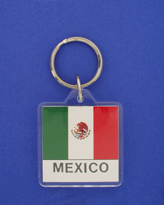 Mexico Keychain-0