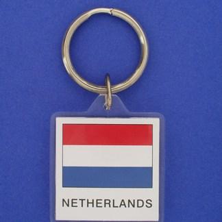 Netherlands Keychain-0