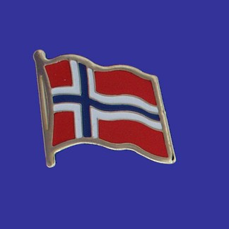 Norway Lapel Pin-0